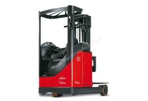 Linde Series 115 R14-R20 Electric Reach Trucks