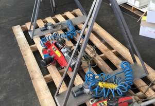 Roof Mounted - Transfer Crane System