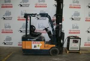 3 Wheel Electric Counterbalance Forklift
