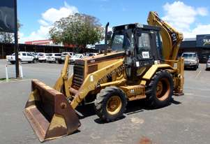 1994 Caterpillar 428B Backhoe *CONDITIONS APPLY*