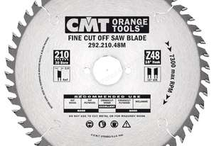 CMT Fine Cut-off Blade - 235mm