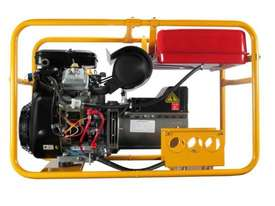 Powerlite Briggs & Stratton Vanguard 12kVA Generator - picture20' - Click to enlarge