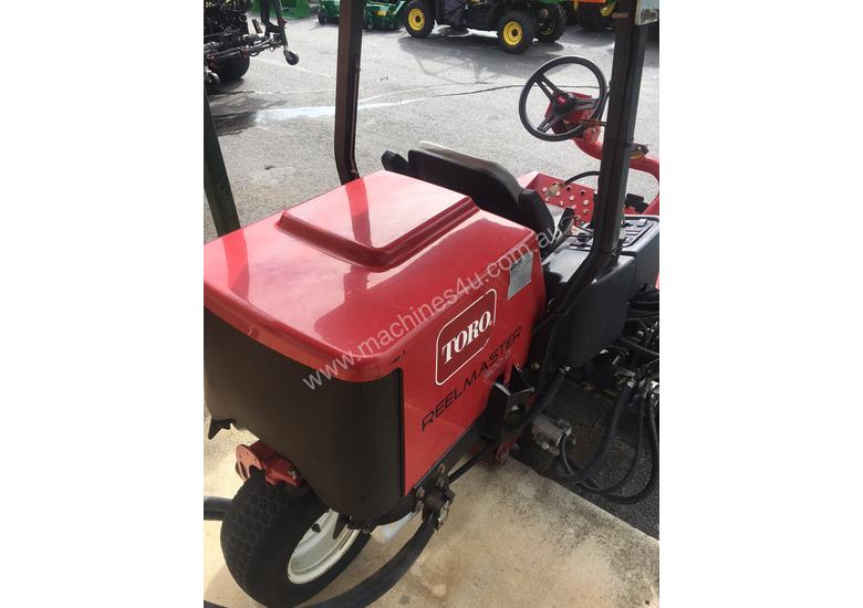Toro Reelmaster 3100-D Front Deck Lawn Equipment