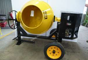 NEW BMAC TOOLS 400LITRE DIESEL CEMENT MIXER