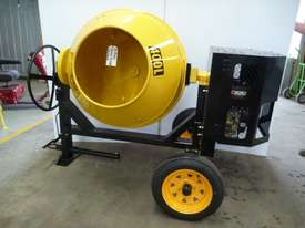 NEW BMAC TOOLS 400LITRE DIESEL CEMENT MIXER - picture0' - Click to enlarge