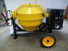 NEW BMAC TOOLS 400LITRE DIESEL CEMENT MIXER - picture1' - Click to enlarge