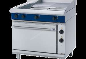 Blue Seal Evolution Series E506B - 900mm Electric Range Static Oven