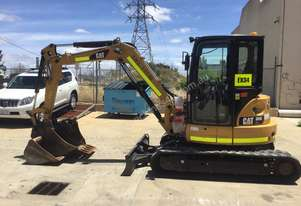 2015 Caterpillar 305E CR - One Owner, Only 2108 Hours