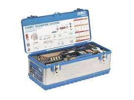 COMET 3 PROFESSIONAL PLUS GAS KIT 308313 - picture0' - Click to enlarge