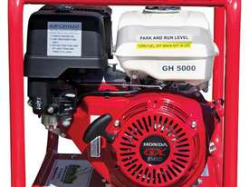 Industrial Petrol 5.0kW/6.0kVA Generator - picture0' - Click to enlarge