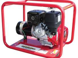 Industrial Petrol 5.0kW/6.0kVA Generator - picture4' - Click to enlarge