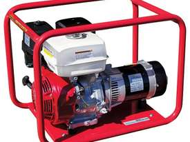 Industrial Petrol 5.0kW/6.0kVA Generator - picture5' - Click to enlarge