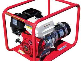 Industrial Petrol 5.0kW/6.0kVA Generator - picture6' - Click to enlarge