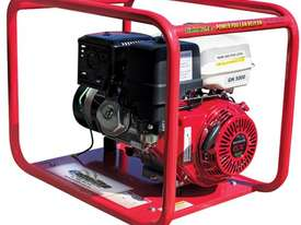 Industrial Petrol 5.0kW/6.0kVA Generator - picture7' - Click to enlarge