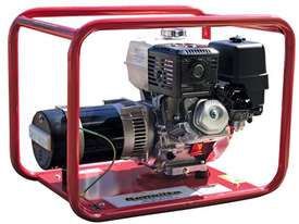 Industrial Petrol 5.0kW/6.0kVA Generator - picture8' - Click to enlarge