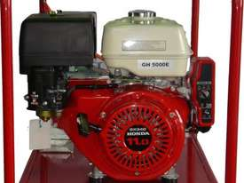 Industrial Petrol 5.0kW/6.0kVA Generator - picture9' - Click to enlarge