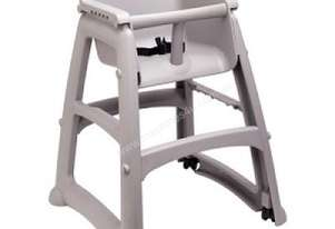 RUBBERMAID 7814-08 Sturdy Youth Chair