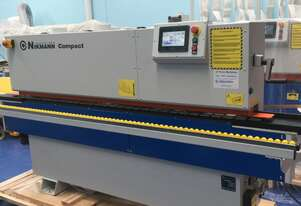 NikMann Compact-v.41, heavy duty edgebander from Europe