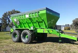2018 UNIA RCW 10000 TRAILING BELT SPREADER (10000L)