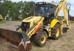 New Holland   B110B Loader