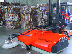 Tuchel Ideal 650 Sweeping machine - picture10' - Click to enlarge