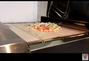 Stone Conveyor Pizza Oven