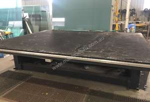 Glass Cutting Table