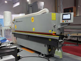 NikMannKZM6-RTF-cnc-v14 edgebander with corner rounder, pre-milling, spray and return conveyor - picture0' - Click to enlarge