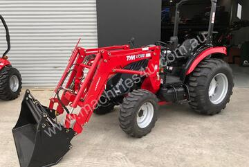 TYM T503 50hp Tractor with Front end Loader - Perkins Engine
