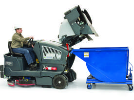 Nilfisk Combination Battery Scrubber - Dryer - Sweeper CS7010.  Also available in LPG & Diesel - picture0' - Click to enlarge