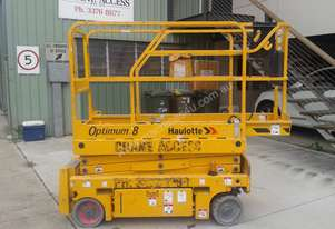 Haulotte Scissor Lift 19ft