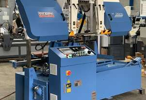400mm Twin Column Bandsaw  - Full Auto Feeding - NC Control - Bundle Clamping Included