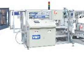 Carton /Case Erector with infeed - picture4' - Click to enlarge