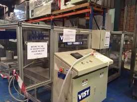 Carton /Case Erector with infeed - picture0' - Click to enlarge
