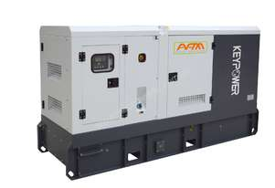125kVA Portable Diesel Generator - Three Phase