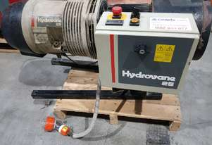 HYDROVANE + PORTABLE SUPER SILENT/OIL FREE 240v + DIESEL + PILOTAIR K30 SI COMPRESSORS