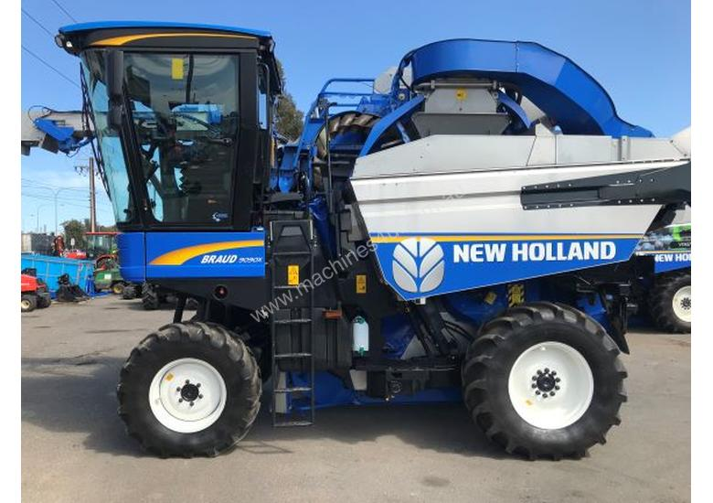 Used Braud Harvester Model 9090XD - Stock No BR1038