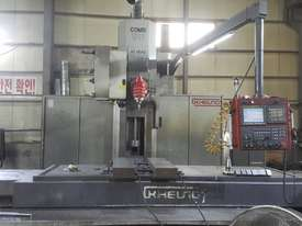 Kiheung Combi U-11 CNC Universal Milling Mahcines A-2. Huge Savings. - picture0' - Click to enlarge