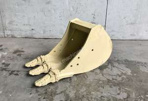 UNUSED 300MM DIGGING BUCKET TO SUIT 1-2T EXCAVATOR E017