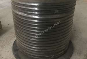 Hydraulic Hose on Reel