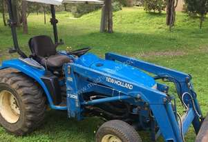 New Holland TC33 FWA/4WD Tractor