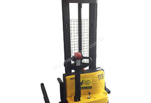 Liftstar 1T Walkie Stacker with 3.3m lift FOR SALE