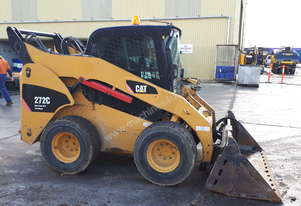 Caterpillar CAT 272C SKIDSTEER