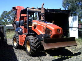 RT-115 rocksaw , 2006 model , 1500hrs , H-911 trencher available - picture0' - Click to enlarge