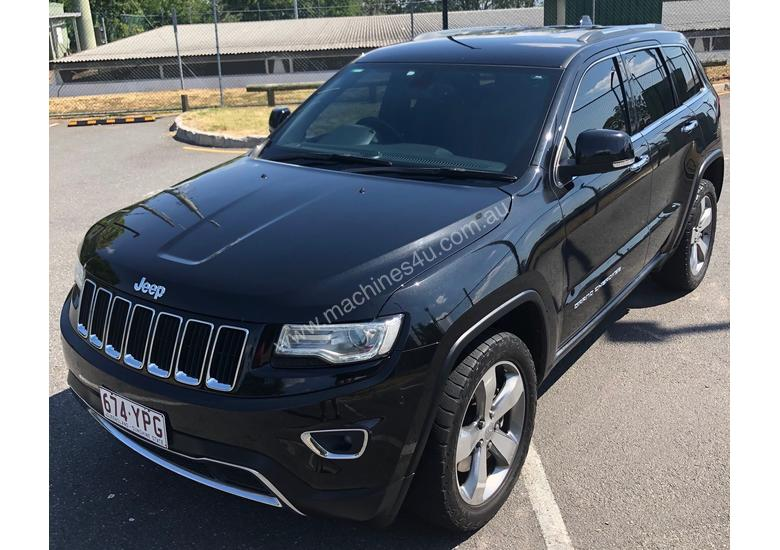 Jeep Grand Cherokee Limited Auto MY14, Call EMUS�