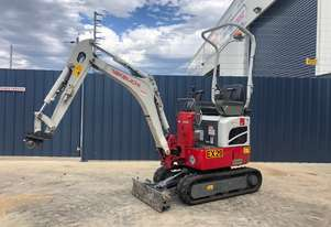 TAKEUCHI TB210R LOW HOUR MINI EXCAVATOR – 958