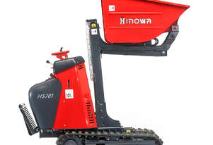 Hinowa HS701 Mini-Dumpers / Site Dumpers HIGH TIPPING