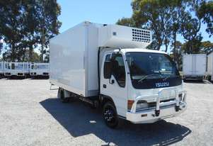 Isuzu NPR400 Refrigerated Truck