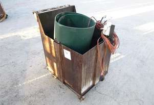 Custom Made Custom Liquid Waste Trolley