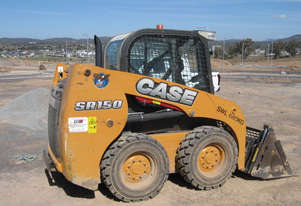 Case   SR150 Skid Steer Loader